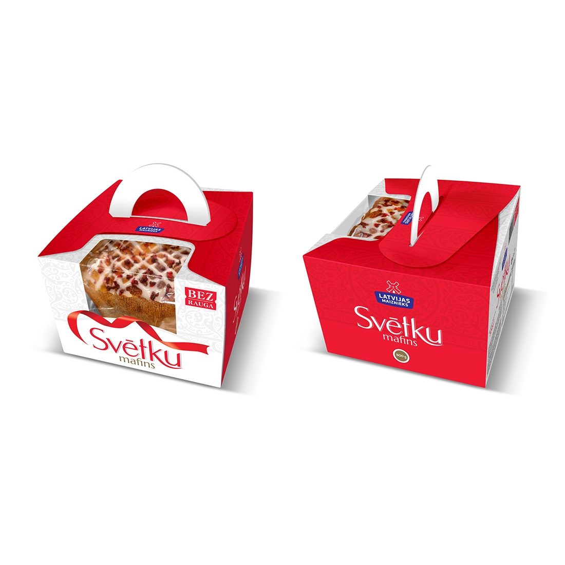 The holiday muffin 500g