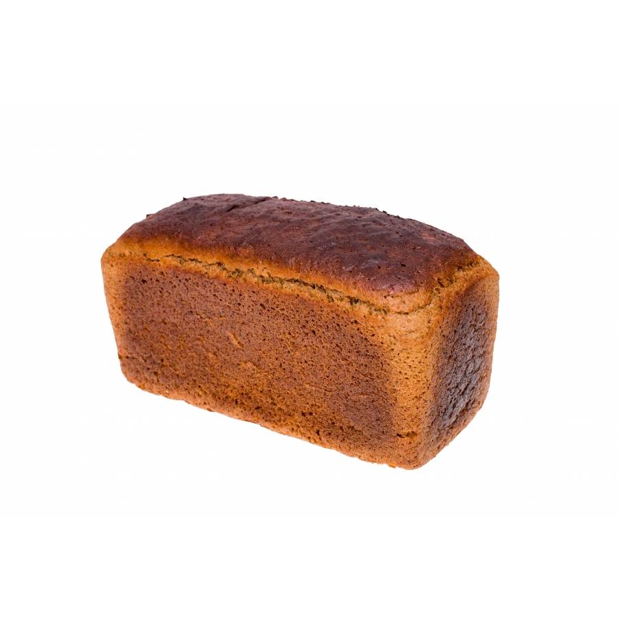 Классический формовой ржаной хлеб