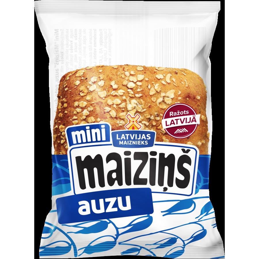 """""""Maiziņš"""" with oat flakes"""
