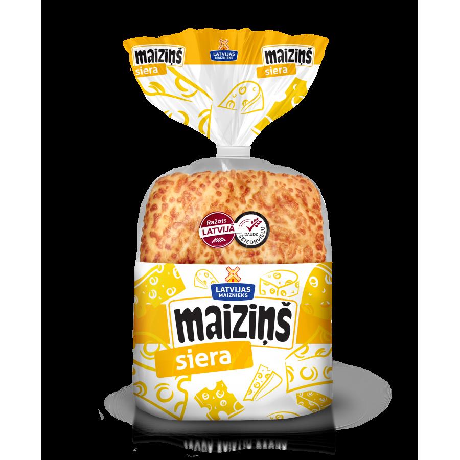 """Maiziņš""  cheese buns"