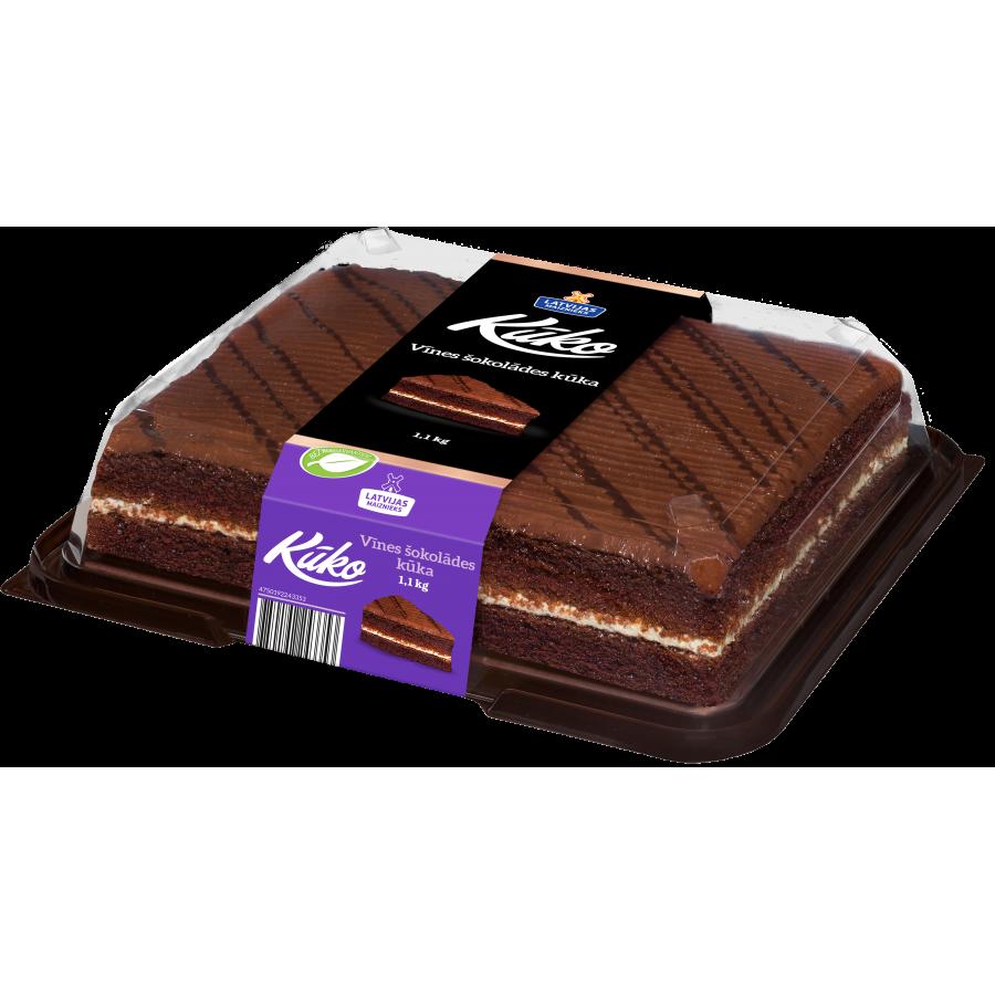 """Vienna chocolate cake """"KŪKO"""""""