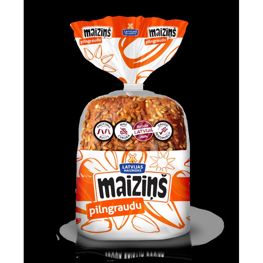 """""""Maiziņš"""" whole grain buns"""