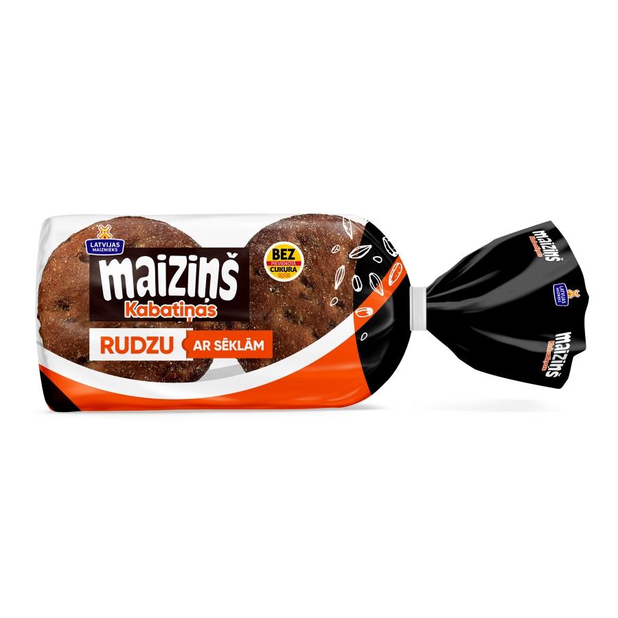 """""""Maiziņš"""" Ржаные кармашки с семечками"""