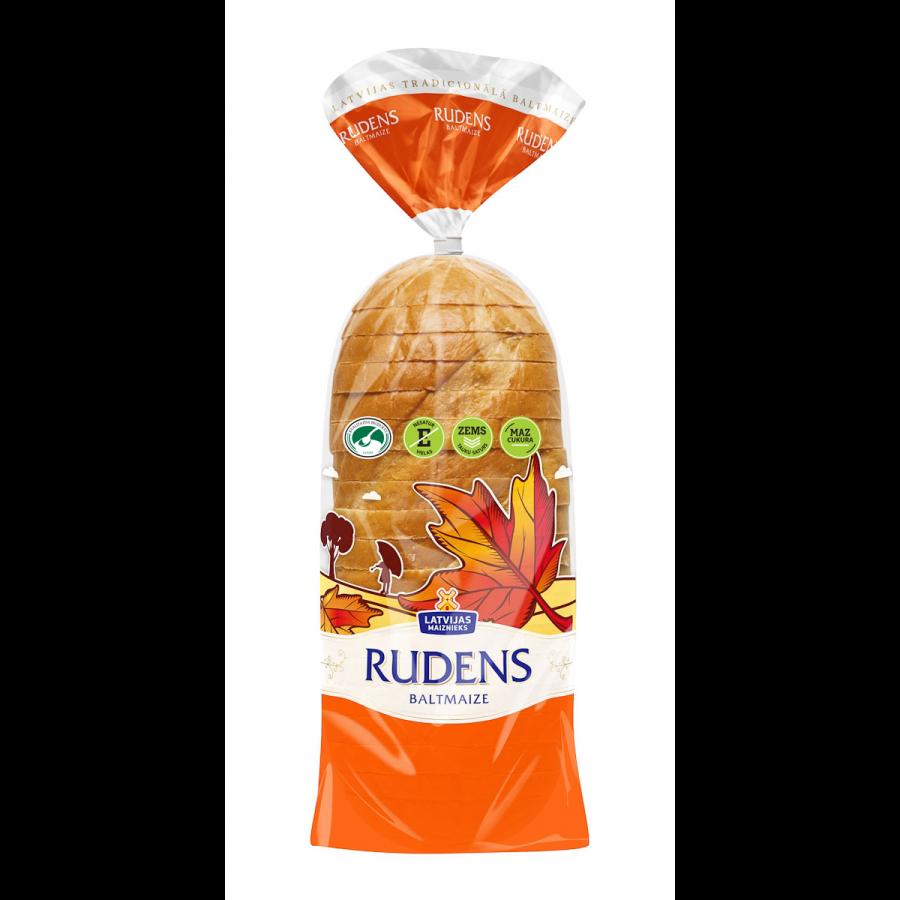 Белый хлеб RUDENS (Продукт с зелёной ложечкой)