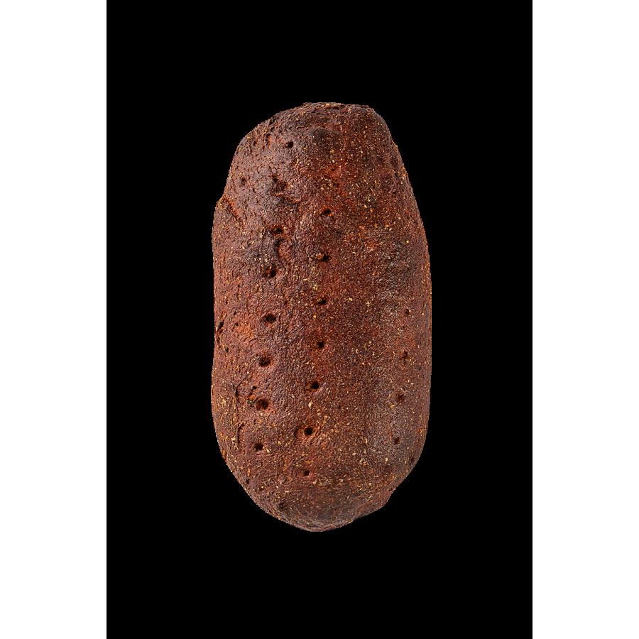 Rudzu maize ar kūpināto gaļu