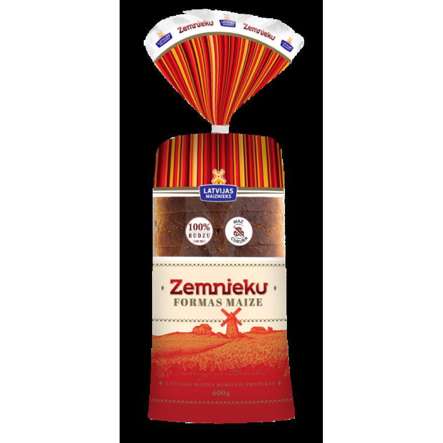 """""""ZEMNIEKU"""" form bread"""