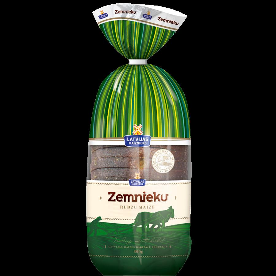 Ржаной хлеб Zemnieku